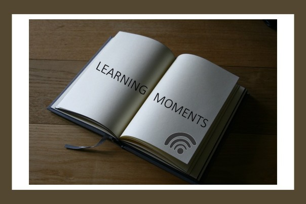 LEARNING MOMENTS PODCAST LOGO