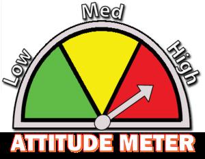 ATTITUDE METER