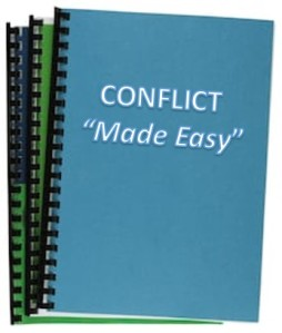 CONFLICT Made Easy Image
