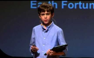Kid TED Talk