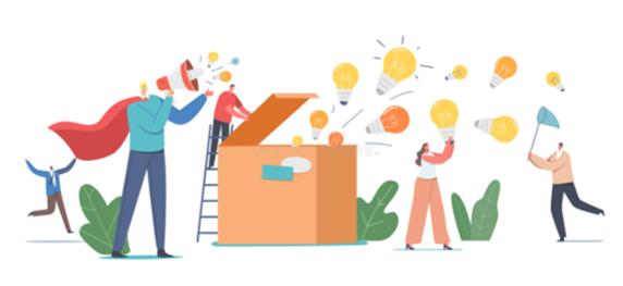 Spreading Ideas_Innovation