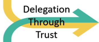 Delegation Throught Trust