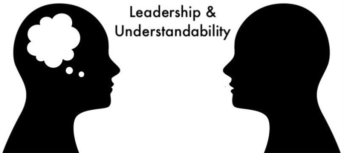 Leadership and understandability